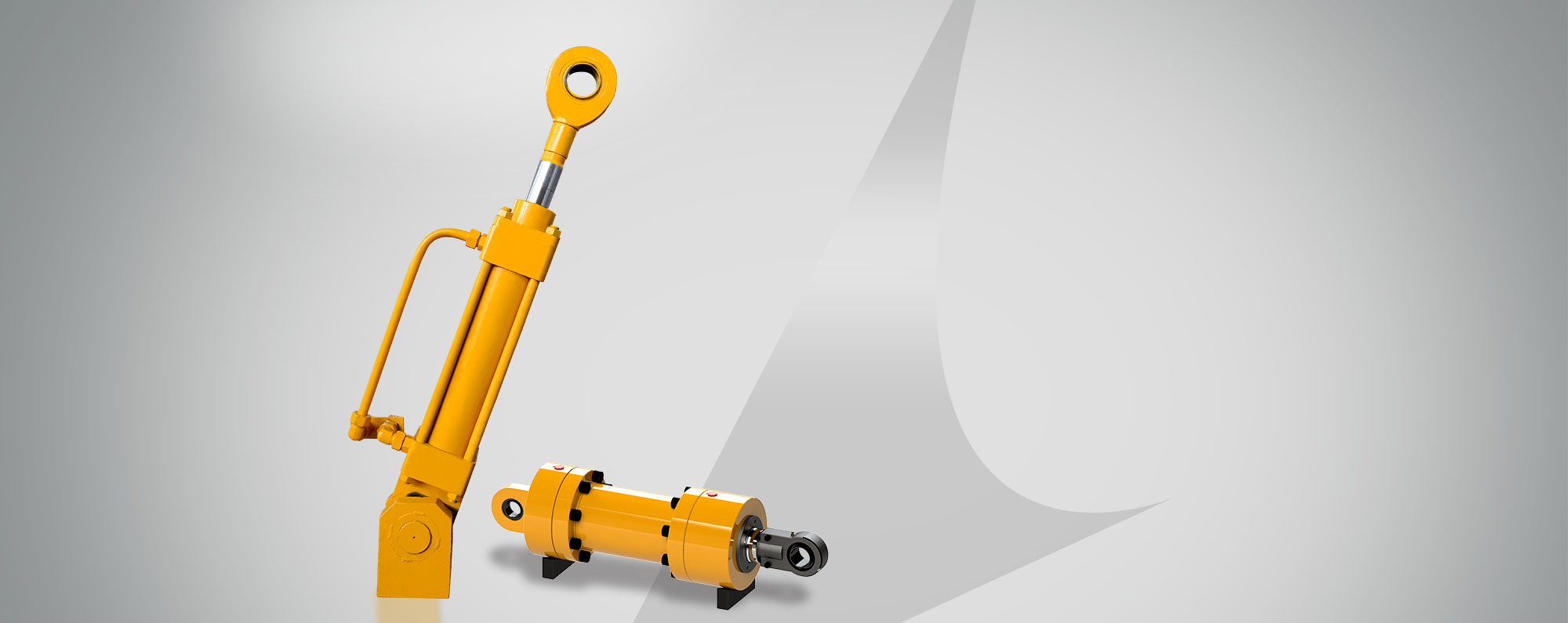 İş makinaları hidrolik silindirleri-Hydraulic cylinder for heavy construction equipment