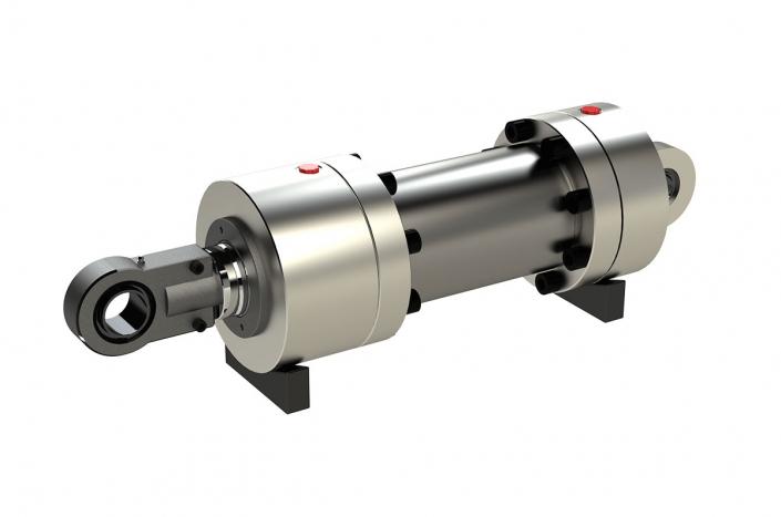 DIN Normuna Uygun Standart Silindirler / Standard Cylinders for DIN Norms