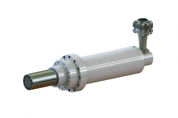 Demir Çelik Sektörü Hidrolik Silindirleri / Hydraulic Cylinder for Steel Industry