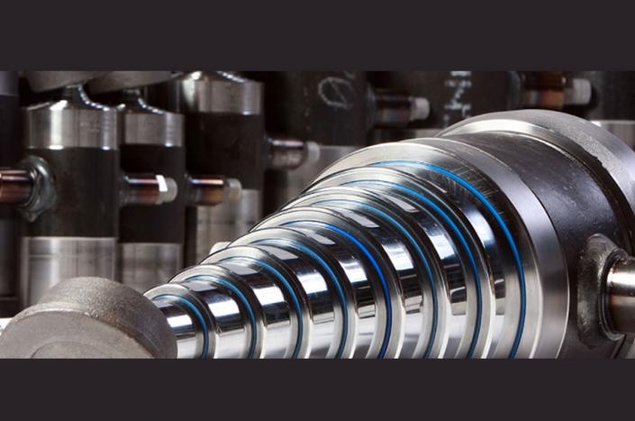 İş Makinaları Hidrolik Silindirleri / Hydraulic Cylinder for Heavy Construction Equipment