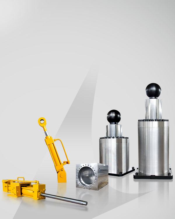 Hydraulic Cylinder Solutions-Hidrolik Silindir Çözümleri